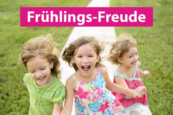Frühlings-Freude mit Spielheld: Ostergeschenke, draußen spielen, ...