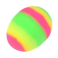 Regenbogen-Ei-Flummi