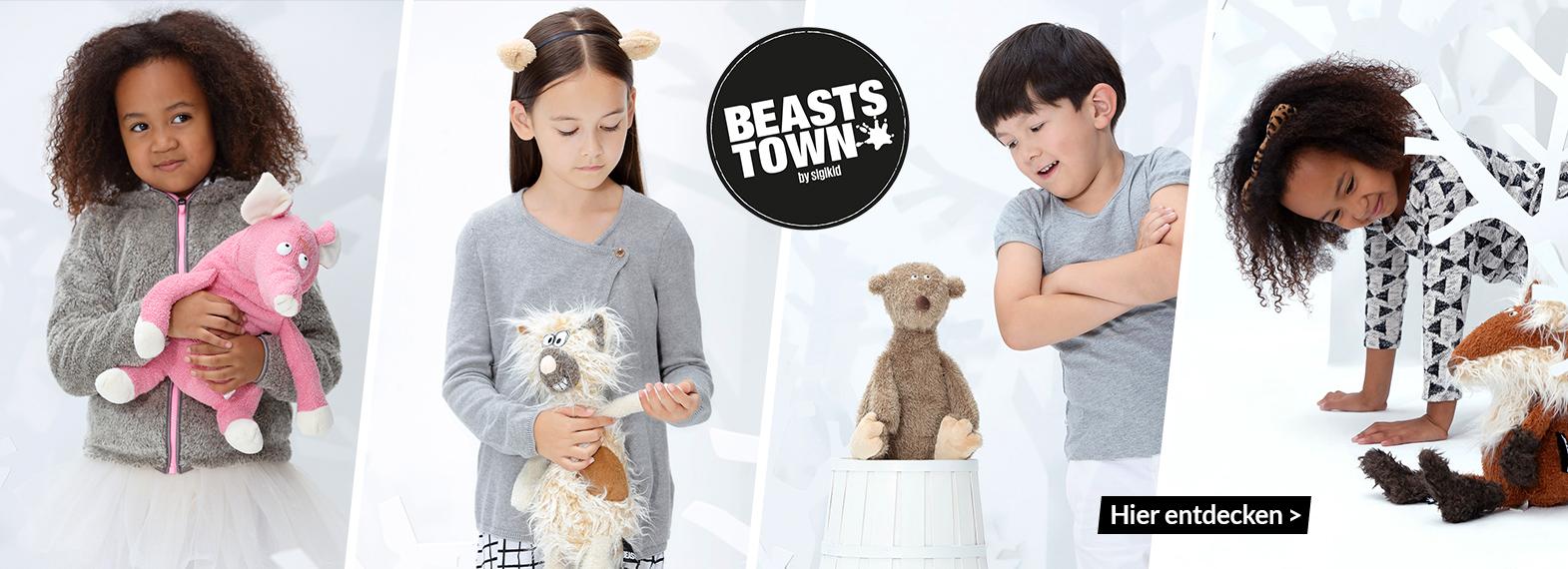 Spielheld sigikid Beasts